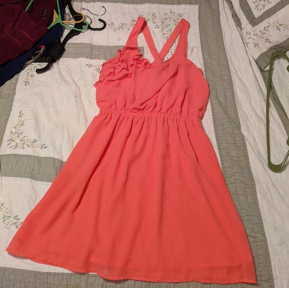 eyelash couture Dresses & Skirts - Eyelash contour dress